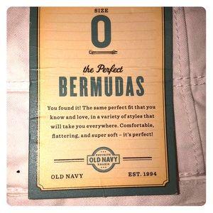 Old Navy- Perfect Bermudas